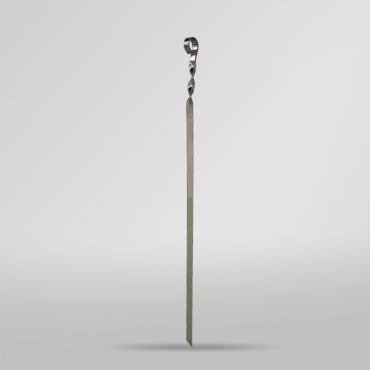 Шампур плоский 57 см*1,5мм