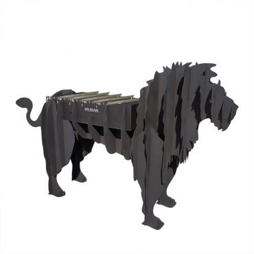 Мангал в виде Льва