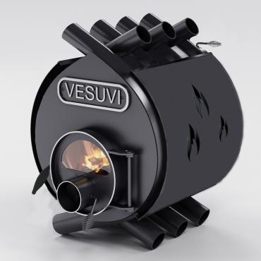 Булерьян VESUVI классик тип 01 стекло+перфорация