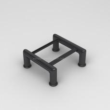 Подставка под печь калориферную «VESUVI» 01(нерж)