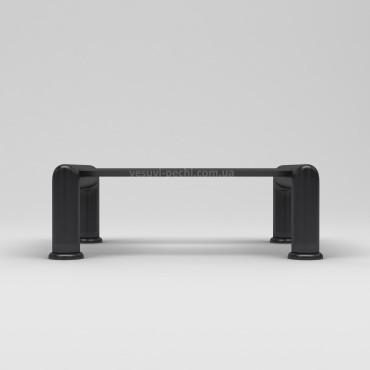 Подставка под печь калориферную «VESUVI» 02(нерж)