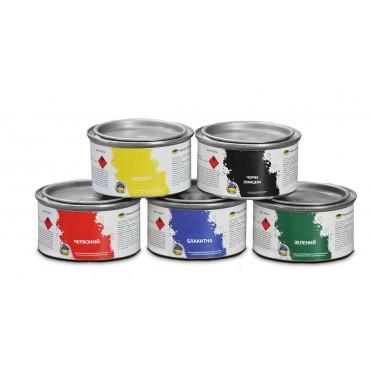 Термостойкая кремний органическая эмаль Termosil 650 алюминиевая (банка 0,28 кг.)