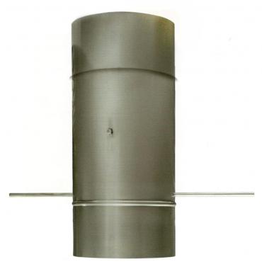 Ø140 Кагла 1мм нержавеющая AISI 321 сталь