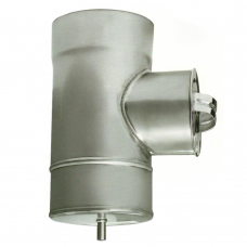 Ø130/230 Ревизия к/к нержавеющая AISI 304 сталь