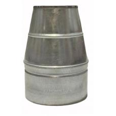 Ø130/230 Конус термо к/к нержавеющая AISI 304 сталь