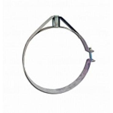 Ø110 Скоба крепежная нержавеющая сталь