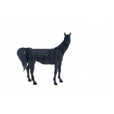Мангал в виде лошади
