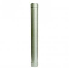 Ø110 Труба 0,3 м, 08 мм нержавеющая AISI 321 сталь