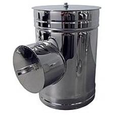 Ø130/230 Ревизия к/к нержавеющая AISI 321 сталь