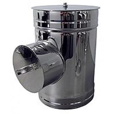 Ø100/200 Ревизия к/к нержавеющая AISI 321 сталь