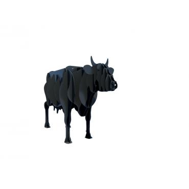 Мангал в виде коровы