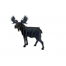 Мангал в виде лося